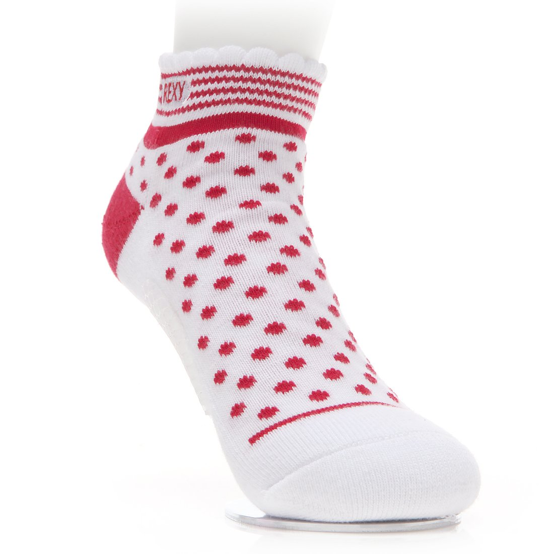 Rexy Functional Balance Women's Golf Ankle Socks Red Dot RGWT-09 by Rexy (Image #2)
