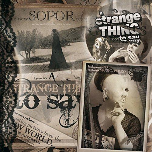 A Strange Thing to Say (Sopor Aeternus And The Ensemble Of Shadows)