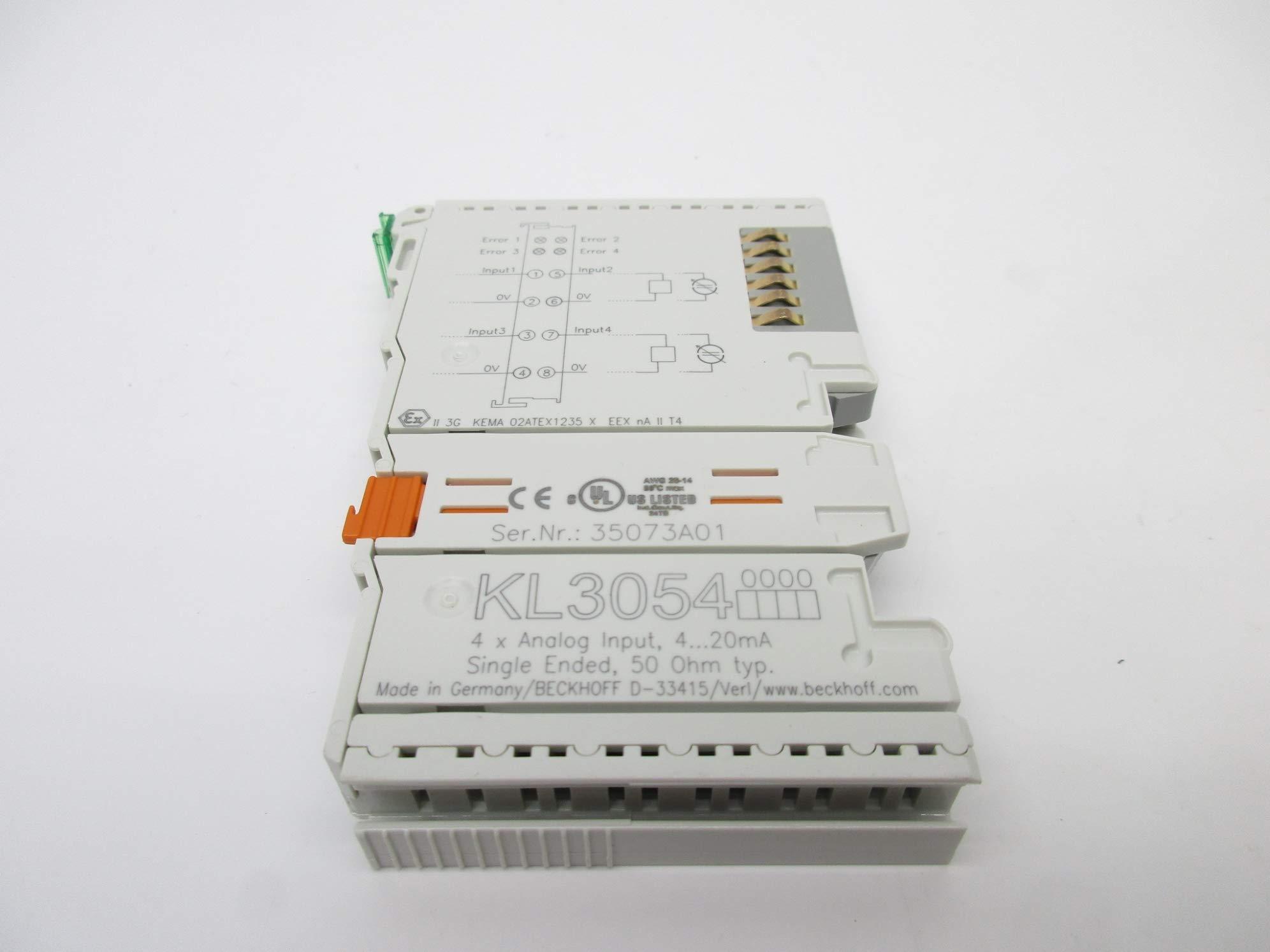 BECKOFF KL3054 NSNP