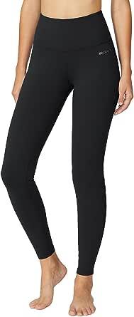 ANOKA Cotton Capri Leggings for Women High Waist Yoga Pants