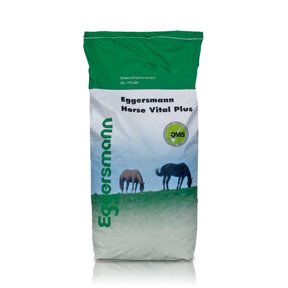 Eggers Muñeco Horse Vital Plus, 1er Pack (1 x 25 kg): Amazon.es: Productos para mascotas