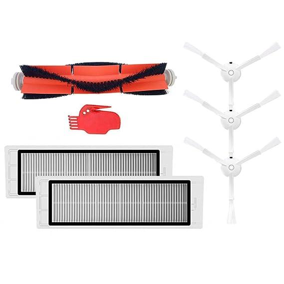 aotengou Accesorios para aspiradoras para XIAOMI MI robot mijia/roborock: Amazon.es: Hogar