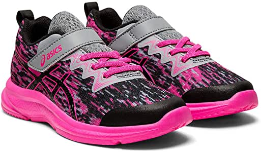 Asics 1014A098-021, Zapatos para Correr Unisex Niños, Rosado, 27 ...