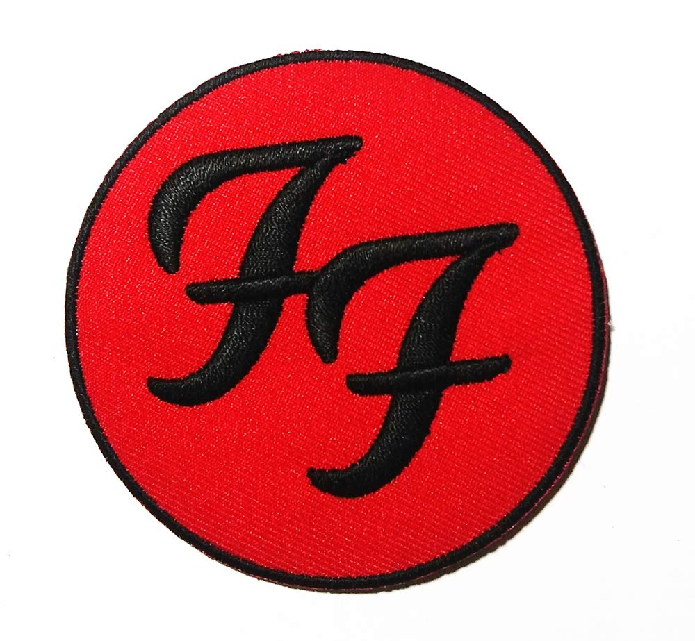 Music F Alternative Rock Post-Grunge Hard Rock Band Music Style Logo Patch Embroidered Sew Iron On Patches Badge Bags Hat Jeans Shoes T-Shirt Applique