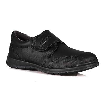 Titanitos Zapato Colegial Niño T840 Zeus Negro: Amazon.es: Zapatos y complementos