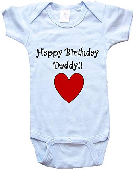 BigBoyMusic HAPPY BIRTHDAY DADDY Baby Designs