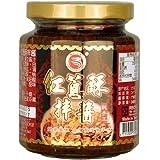台湾胜记大荣 台荣调味酱240gx1瓶 拌面拌饭酱佐料火锅调味品进口调味辣酱酱料 (红葱酥拌酱1瓶)