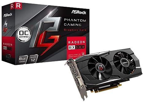 Asrock Phantom Gaming D Radeon RX580 8G OC Radeon RX 580 8 ...