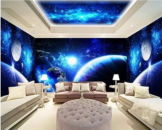estética Moda hogar Papel Tapiz Impermeable Cielo Fresco ...