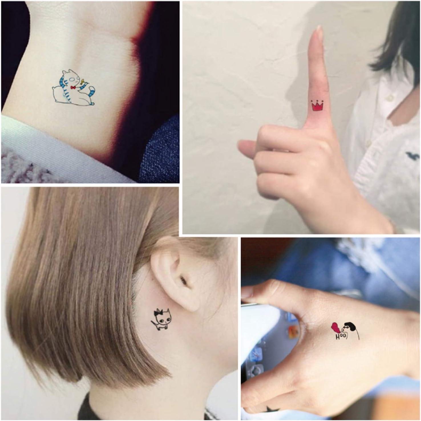 SZSMART Tatuajes Infantiles Tatuajes temporales para niños ...
