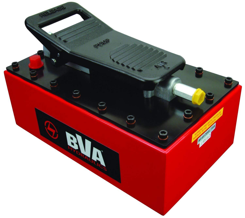 BVA Hydraulics PA3801 10000 PSI Treadle Pump 231.9 Cubic Inches Reservoir