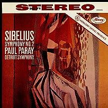 Sibelius: Sym. No. 2 (Vinyl)