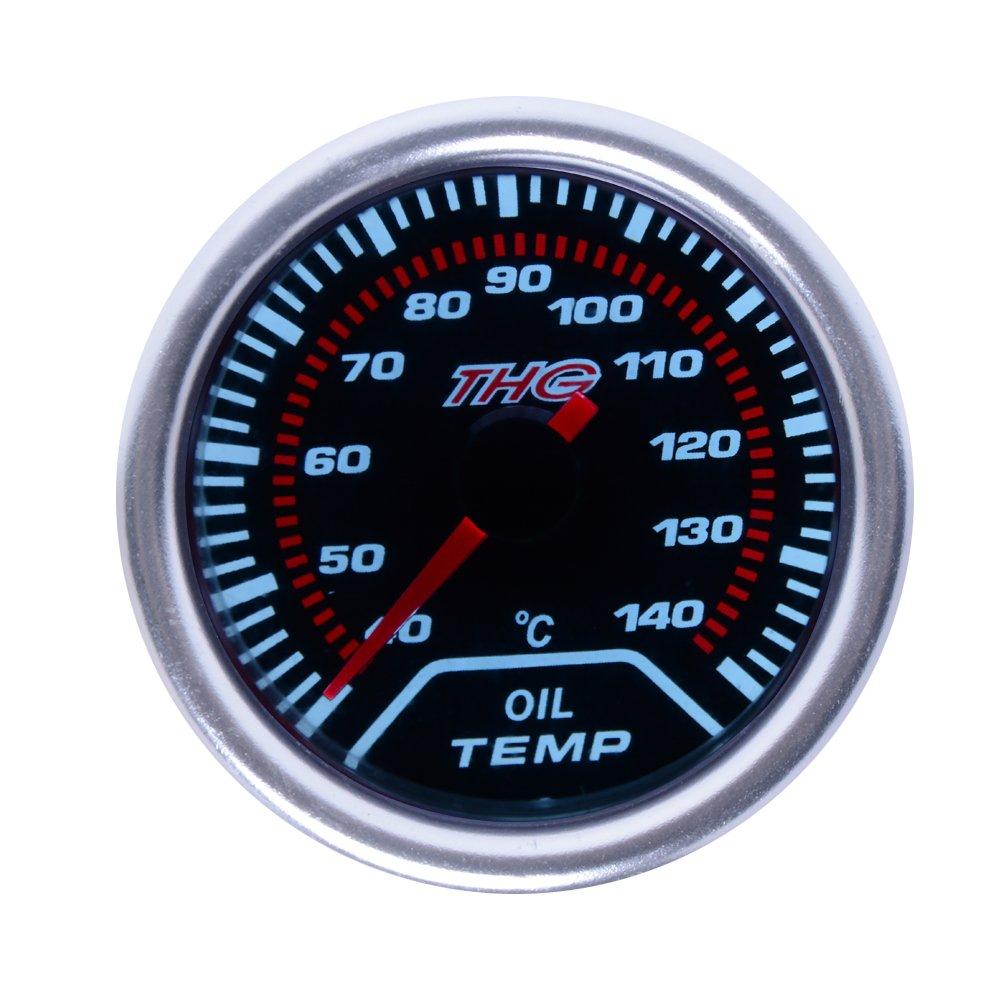 Universal Car 2'/52mm Oil Temperature Gauge Jambogroup
