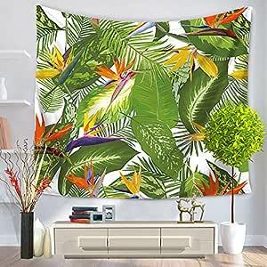 PYHQ Selva Tropical Tapiz Pared,Hippie Bohemia Art ...