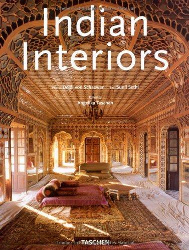 Indian Interiors (Interiors (Taschen)) by Taschen