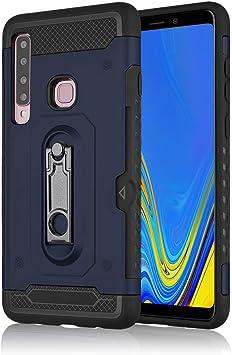 XIFAN Funda Compatible con Samsung Galaxy A9 2018, Ranura para ...