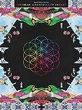 Coldplay a Head Full of Dreams Piano Vocal Guitar Book