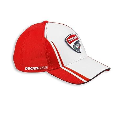 17f43d0fb Ducati Corse '14 Baseball Cap Hat Red