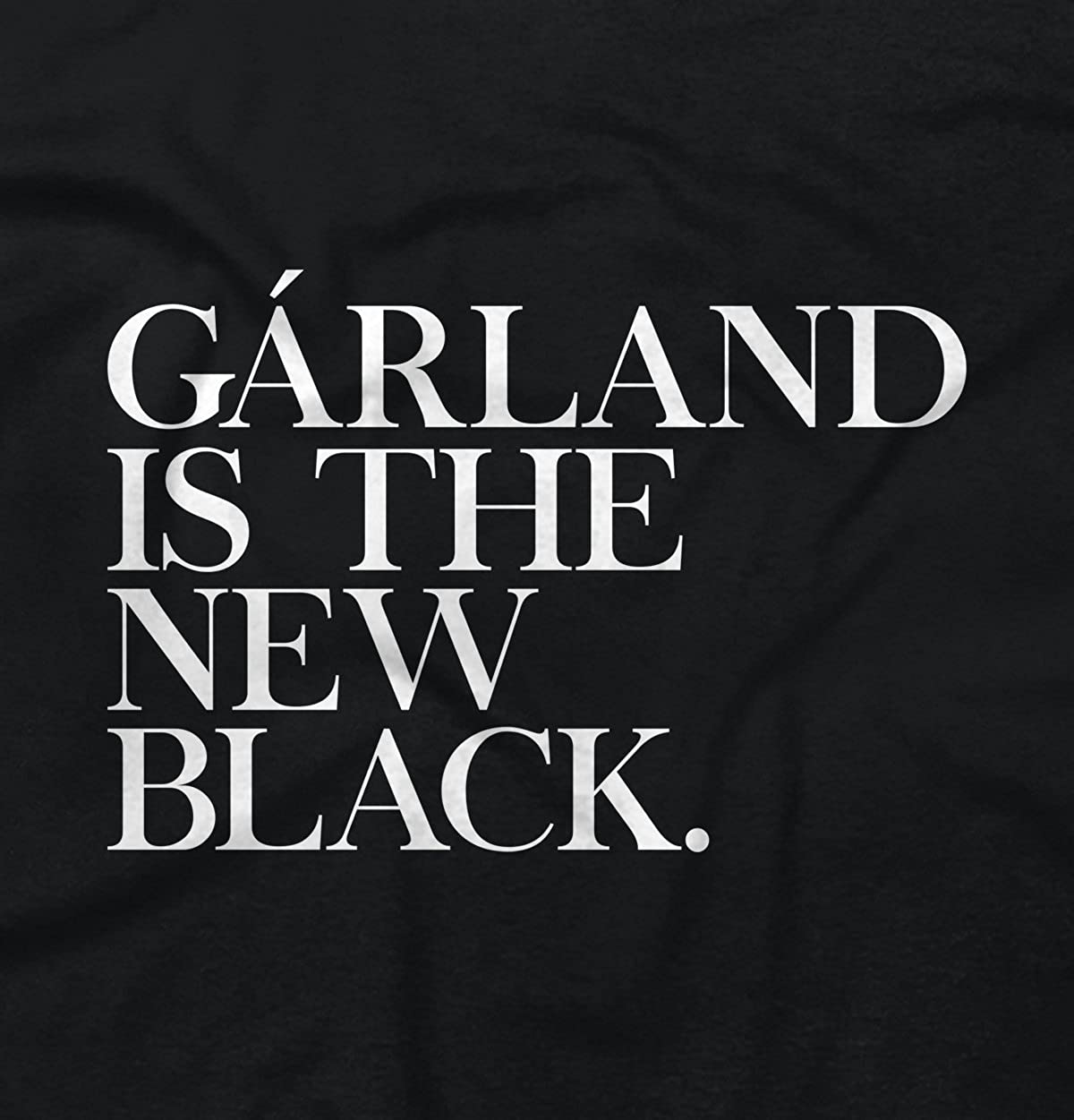 Brisco Brands Garland Tx Is The New Black Funny Humorous T Shirt