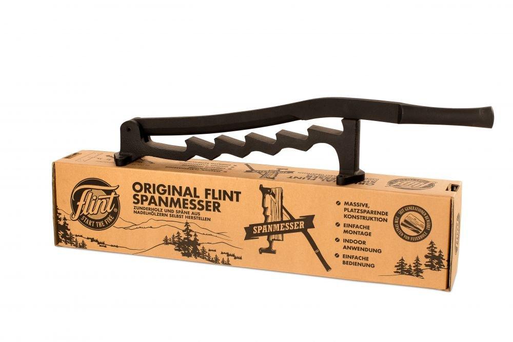 Original Flint Spanmesser, der Holzspalter für Nadelhölzer im ...