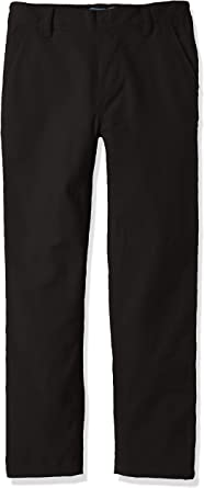 CHEROKEE Boys Uniform Relaxed-fit Twill Pull On Pant
