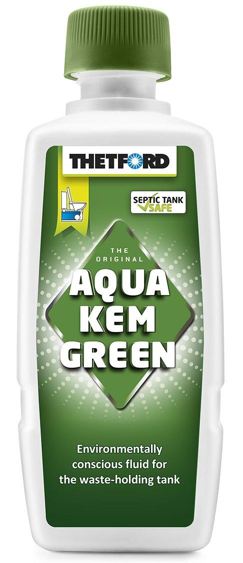 Thetford Sanitä rflü ssigkeit Aqua Kem, Green, 0.375 Liter, 20542