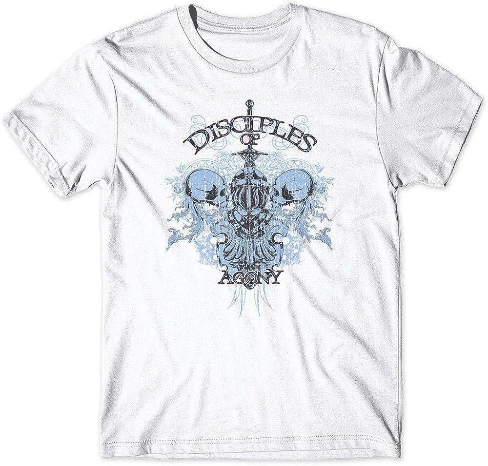 skull gansta T-Shirt 100/% Cotton Premium Tee NEW