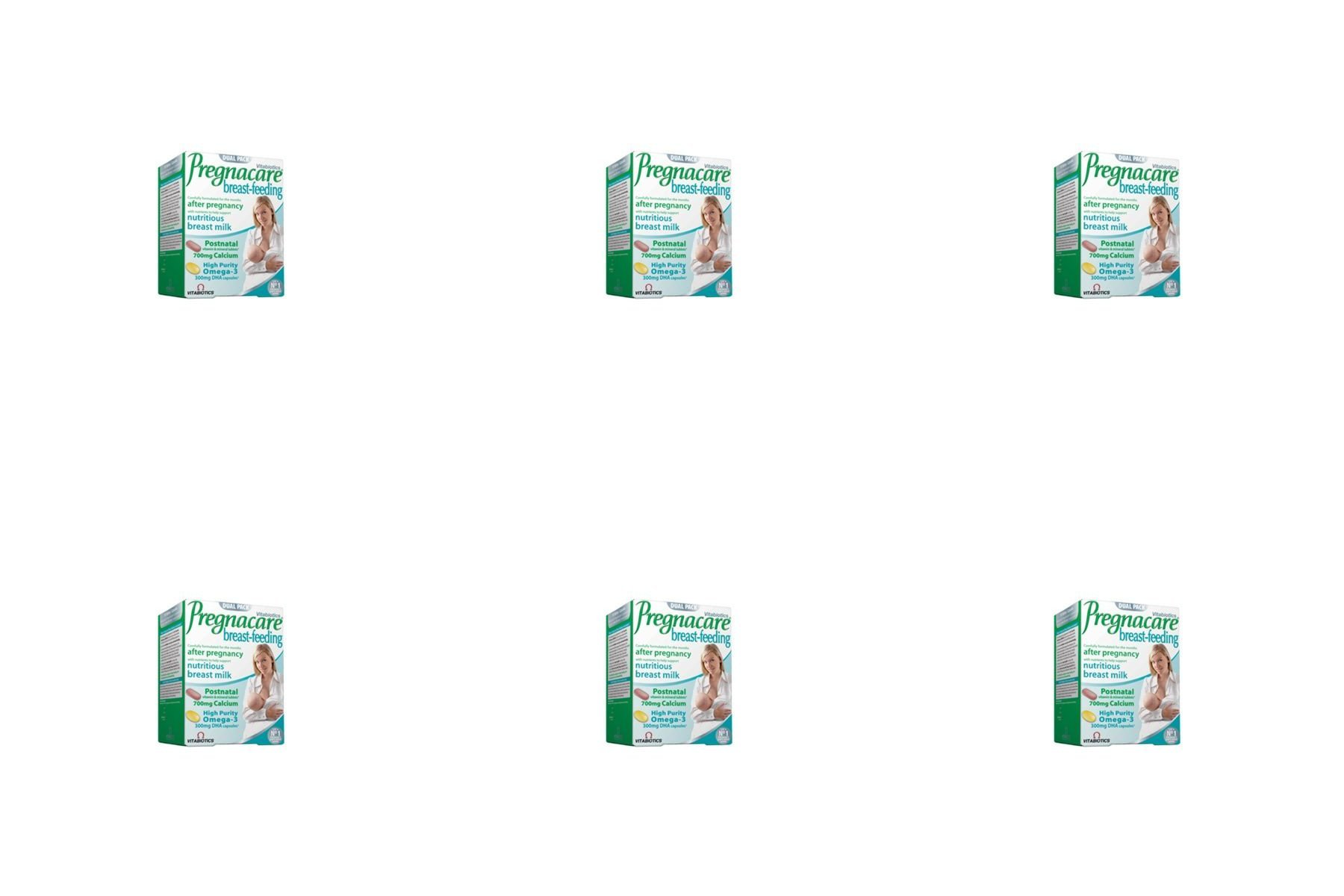 (6 PACK) - Vitabiotics Pregnacare Breastfeeding Tablets/Capsules | 84s | 6 PACK - SUPER SAVER - SAVE MONEY