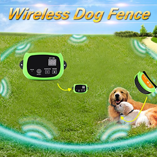 Petsafe Wireless Fence Pet Containment System Nobles Top