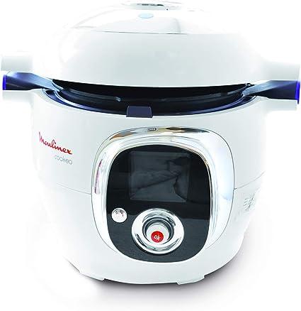 Moulinex CE704110 Cookeo - Robot de Cocina, alta Presión, 6 Modos ...