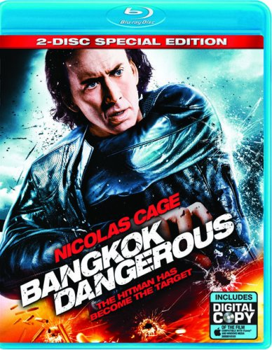 Blu-ray : Bangkok Dangerous (Special Edition, Widescreen, , Dolby, AC-3)