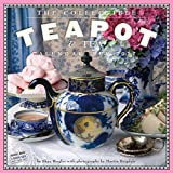 img - for The Collectible Teapot & Tea Wall Calendar 2017 book / textbook / text book