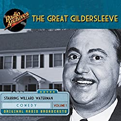 The Great Gildersleeve, Volume 1