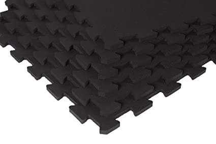Amazon supermats superlock heavy duty weightlifting mat six