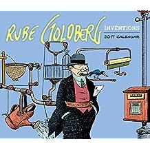 Rube Goldberg Inventions 2017 Wall Calendar