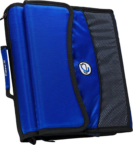 case-it-sidekick-2-inch-o-ring-zipper-binder-with-removable-tab-file-blue-d-901-blu