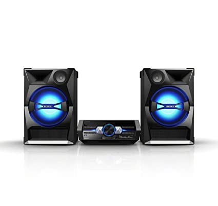 Sony SHAKE 33 2200W Bluetooth Wireless Music System