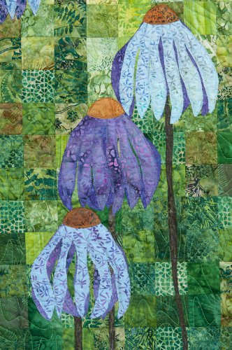 Coneflower Garden Quilt Pattern By 4th Amp 6th Desgins