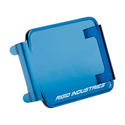 Rigid Industries 202043 Light Cover (D-Series, 3 Inch, Blue, Universal): Automotive