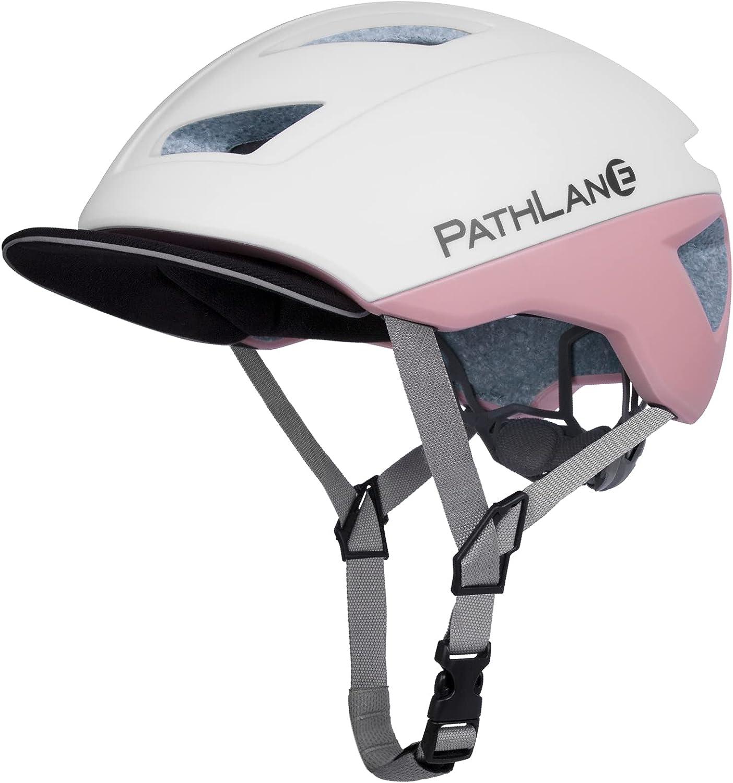 PATHLANE Adult Commuter Bike Helmets