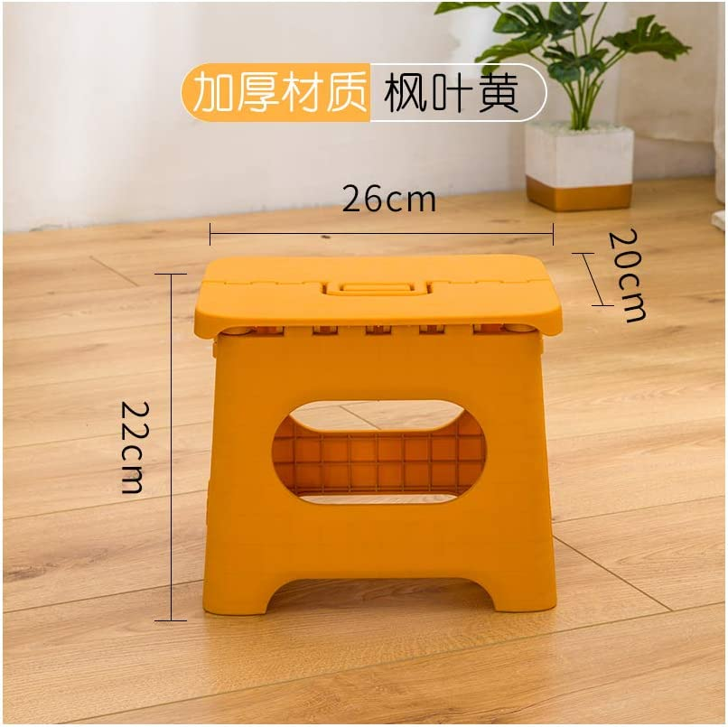 Folding Step Stool Super Strong Stepping Stools Premium Heavy Duty Foldable Stool For Kids Adult Garden Bathroom