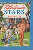 Rent-a-Star, Susan Saunders and Lisa Norby, 039489605X