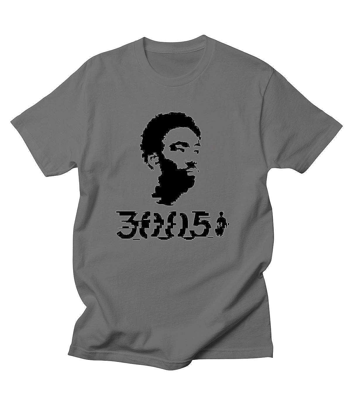 LuoYCHANG Childish Gambino T-Shirts for Men