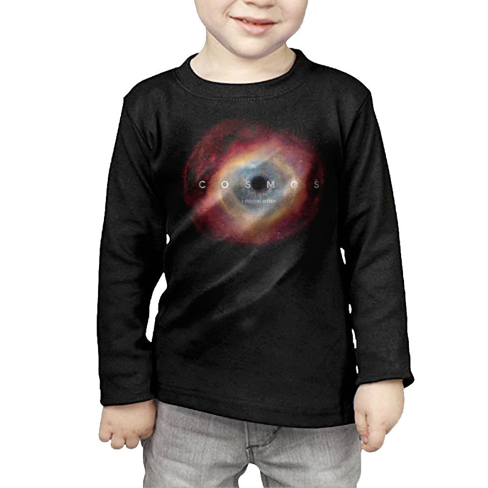 Unisex Cosmos A Spacetime Odyssey Poster Infant T Shirt Baby Clothes