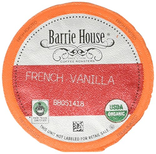 Barrie House French Vanilla Single Cup Capsules, 24 ()