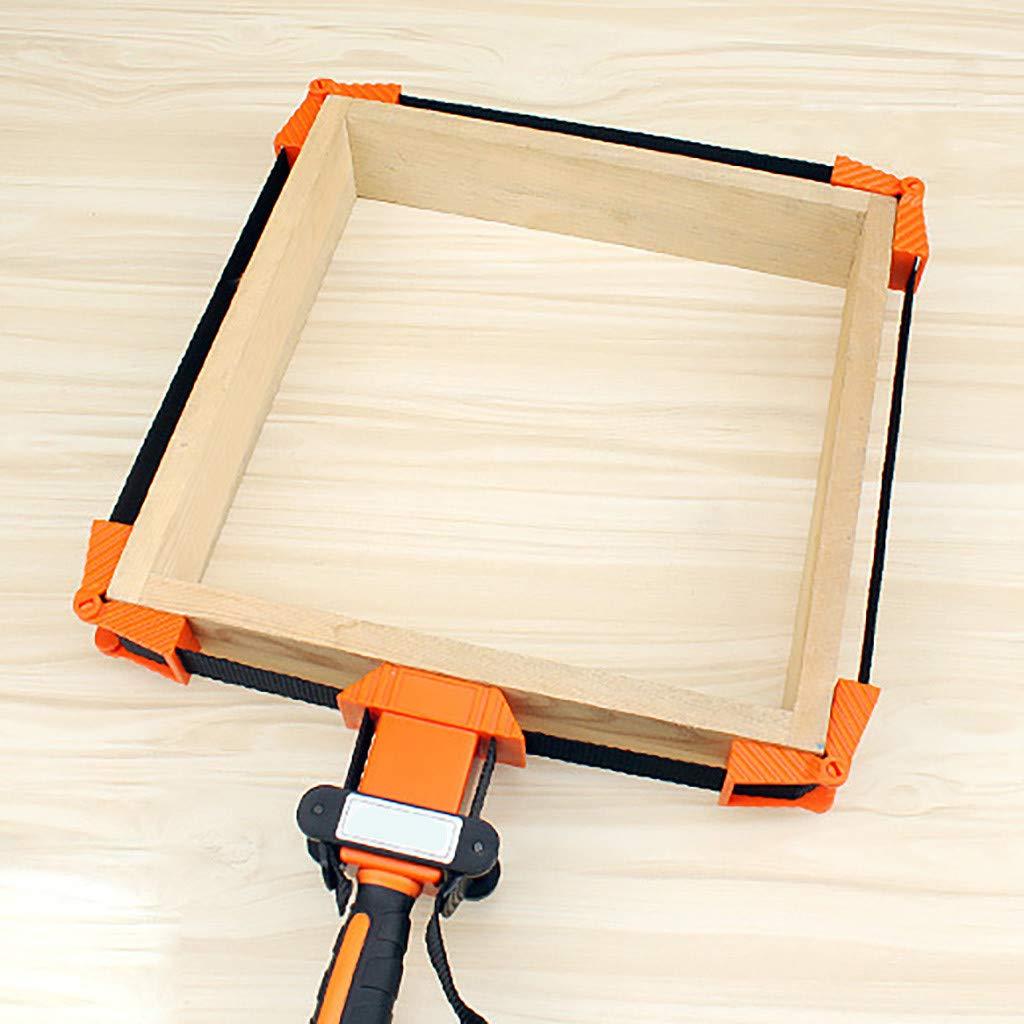 Pinza para marco de fotos Crylee se puede acoplar a una variedad de formas nailon, aleaci/ón, /ángulo recto, 35 /°-305 /°