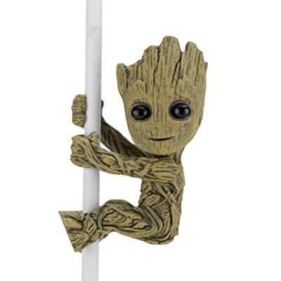 "NECA Scalers - 2"" Characters - Guardians of The Galaxy 2 - Groot Toy Figure: Toys & Games"