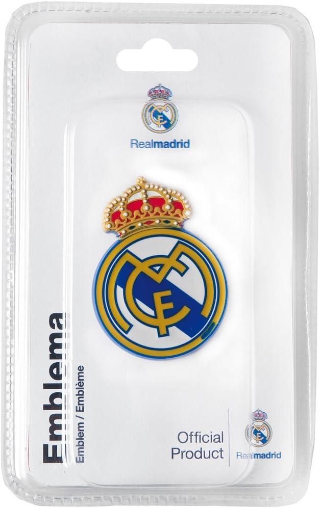 Taglia S SUMEX Rma2313 Cuscini per Cintura Real Madrid Neri