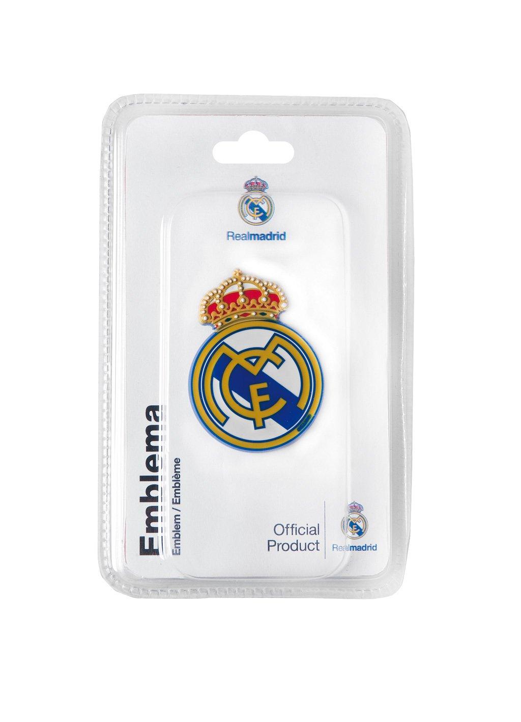 Sumex Rma1936 EmblemaEscudo Real Madrid 40X55 mm