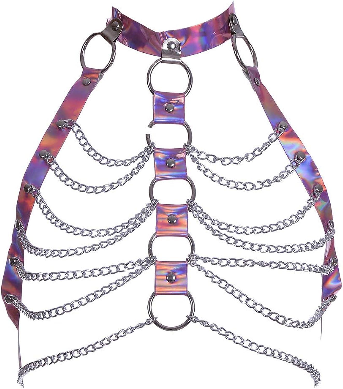 Strip Choker Harness Hand Made